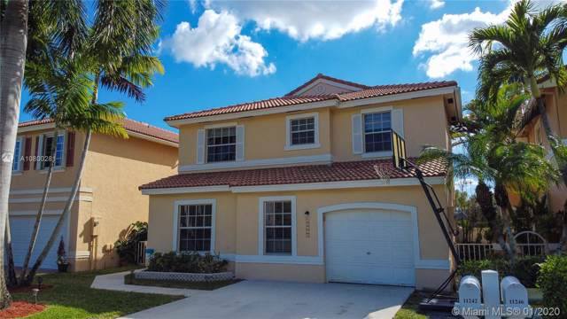 11242 NW 46th Dr, Coral Springs, FL 33076 (MLS #A10800281) :: The Teri Arbogast Team at Keller Williams Partners SW