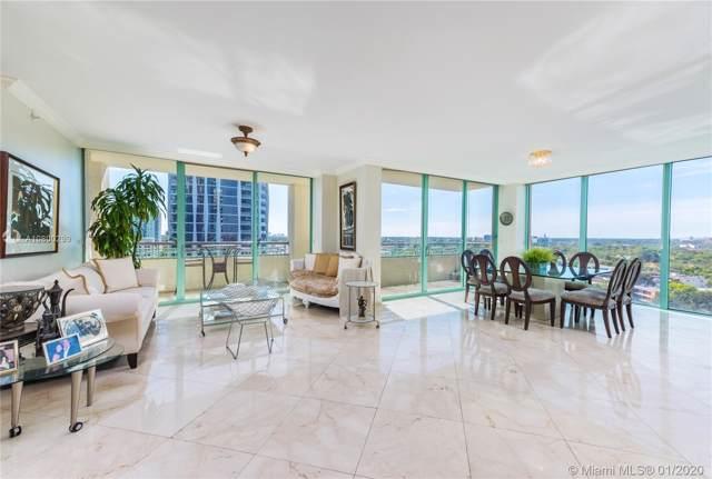3350 SW 27 Av #1104, Miami, FL 33133 (MLS #A10800299) :: The Riley Smith Group