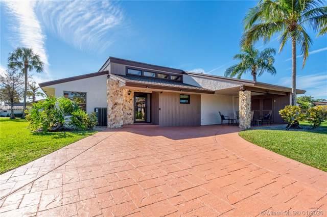 7835 Beechfern Cir #47, Tamarac, FL 33321 (MLS #A10800346) :: Green Realty Properties
