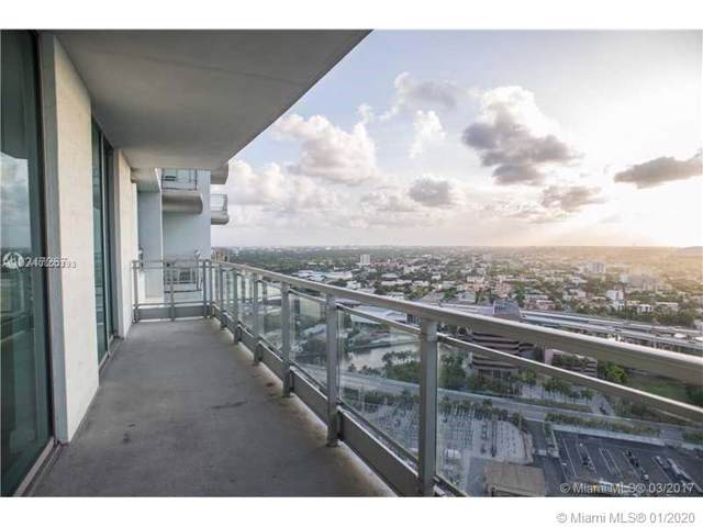 90 SW 3rd St #2607, Miami, FL 33130 (MLS #A10800393) :: The Riley Smith Group