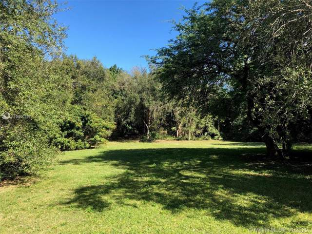 13901 Old Cutler Rd, Palmetto Bay, FL 33158 (MLS #A10800397) :: The Erice Group