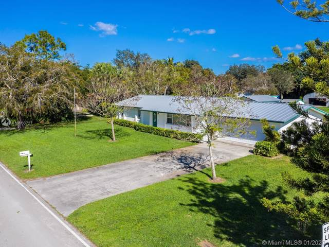 5280 SW 188th Ave, Southwest Ranches, FL 33332 (MLS #A10800727) :: Laurie Finkelstein Reader Team