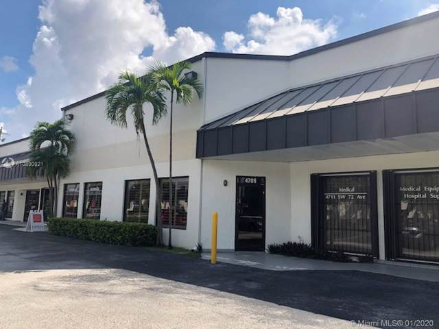4709 SW 72nd Ave, Miami, FL 33155 (MLS #A10800821) :: The Erice Group