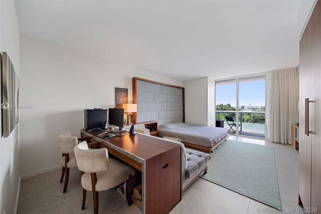 50 Biscayne Blvd #605, Miami, FL 33132 (MLS #A10800822) :: Berkshire Hathaway HomeServices EWM Realty