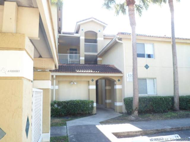 430 S Park Rd 3-304, Hollywood, FL 33021 (MLS #A10800861) :: RICK BANNON, P.A. with RE/MAX CONSULTANTS REALTY I