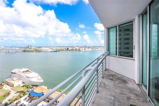 335 S Biscayne Blvd #2506, Miami, FL 33131 (MLS #A10800888) :: The Jack Coden Group