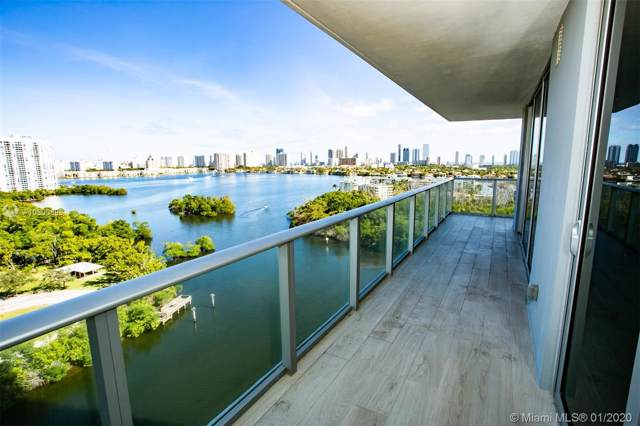 16385 Biscayne Blvd #1507, North Miami Beach, FL 33160 (MLS #A10800898) :: Ray De Leon with One Sotheby's International Realty