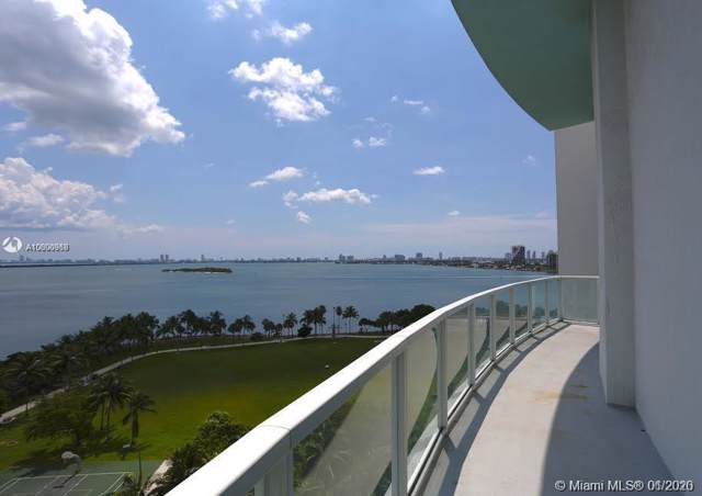 1900 N Bayshore Dr #1007, Miami, FL 33132 (MLS #A10800969) :: The Erice Group