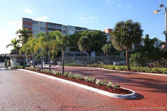 1780 NE 191st St 303-2, Miami, FL 33179 (MLS #A10800973) :: Grove Properties
