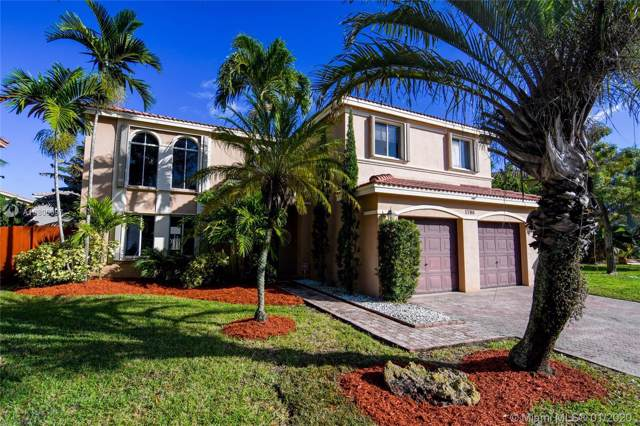 1708 SW 108th Way, Davie, FL 33324 (#A10800997) :: Real Estate Authority