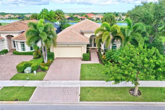 141 Carina Drive, Jupiter, FL 33478 (MLS #A10801094) :: Green Realty Properties