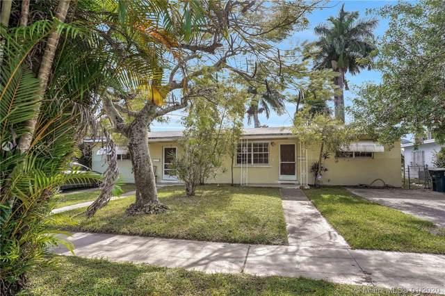 446 NE 141st St, North Miami, FL 33161 (MLS #A10801147) :: Laurie Finkelstein Reader Team