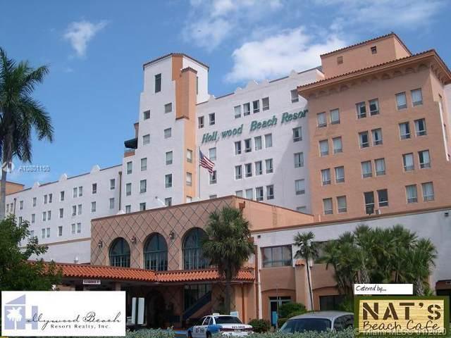 101 N Ocean Dr #746, Hollywood, FL 33019 (MLS #A10801150) :: The Paiz Group