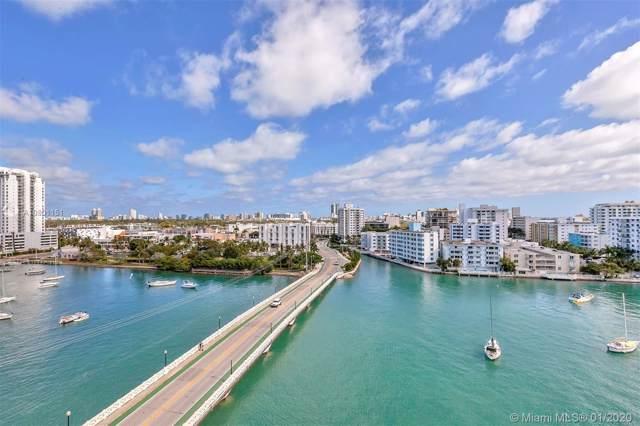 10 Venetian Way #1004, Miami Beach, FL 33139 (MLS #A10801151) :: The Adrian Foley Group