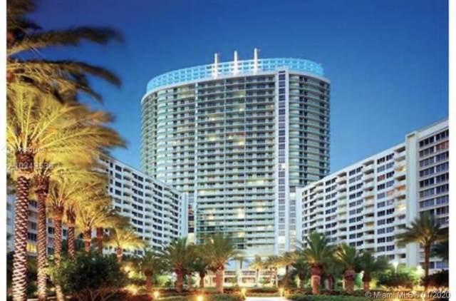 1500 Bay Rd 918S, Miami Beach, FL 33139 (MLS #A10801185) :: Patty Accorto Team