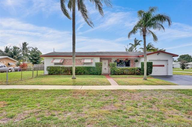 4528 Lincoln St, Hollywood, FL 33021 (MLS #A10801220) :: Green Realty Properties