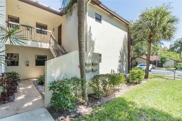 4522 S Carambola Cir S #27279, Coconut Creek, FL 33066 (MLS #A10801228) :: Green Realty Properties
