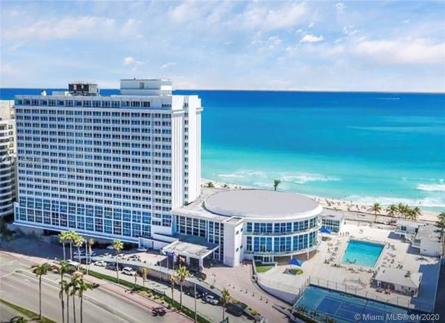 5445 Collins Ave #424, Miami Beach, FL 33140 (MLS #A10801288) :: The Paiz Group