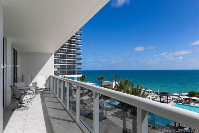 1850 S Ocean Dr #1002, Hallandale, FL 33009 (MLS #A10801315) :: The Riley Smith Group