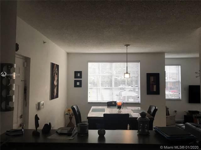 2360 E Preserve Way #101, Miramar, FL 33025 (MLS #A10801316) :: Green Realty Properties
