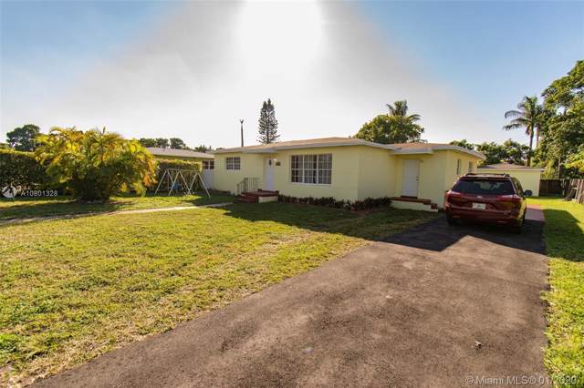 10730 NW 22nd Ave Rd, Miami, FL 33167 (MLS #A10801328) :: Berkshire Hathaway HomeServices EWM Realty