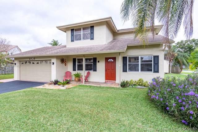 4725 NW 114th Ave, Sunrise, FL 33323 (MLS #A10801362) :: Berkshire Hathaway HomeServices EWM Realty