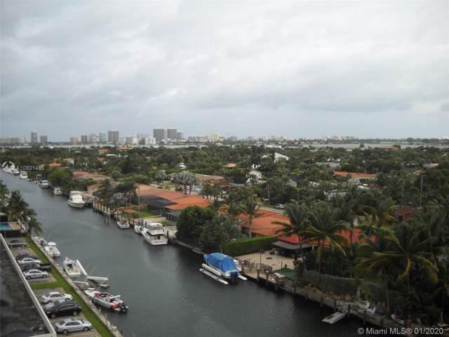 2020 NE 135th St #909, North Miami, FL 33181 (MLS #A10801485) :: Patty Accorto Team