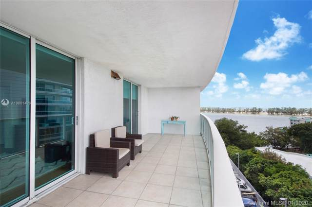 2101 Brickell Ave #510, Miami, FL 33129 (MLS #A10801496) :: The Riley Smith Group