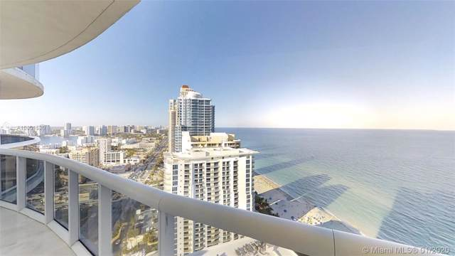 17201 Collins Ave #3207, Sunny Isles Beach, FL 33160 (MLS #A10801520) :: The Teri Arbogast Team at Keller Williams Partners SW