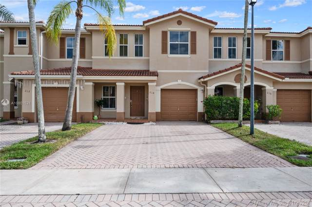 214 Riverwalk Cir #214, Sunrise, FL 33326 (MLS #A10801521) :: United Realty Group