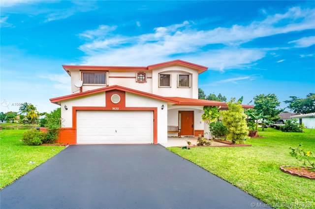 9630 Millpond Rd, Miramar, FL 33025 (MLS #A10801530) :: Berkshire Hathaway HomeServices EWM Realty