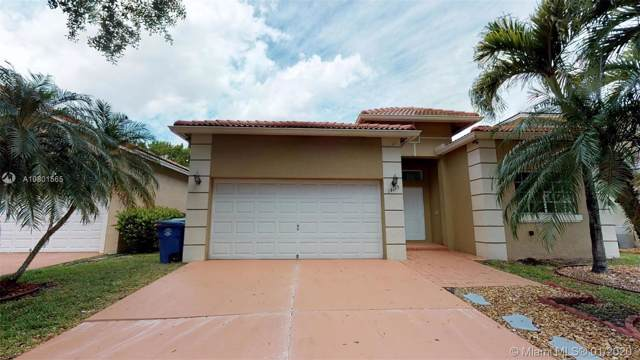 14135 SW 32nd St, Miramar, FL 33027 (MLS #A10801565) :: Berkshire Hathaway HomeServices EWM Realty