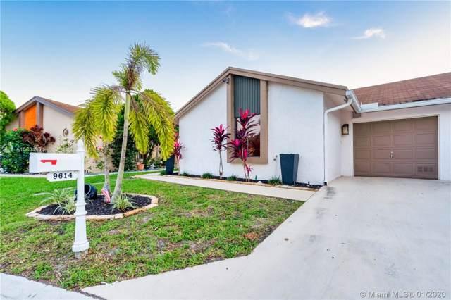 9614 Stones River Park Way #0, Boca Raton, FL 33428 (MLS #A10801601) :: The Howland Group