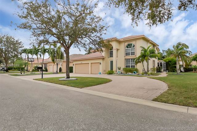 5875 NW 54th Cir, Coral Springs, FL 33067 (MLS #A10801606) :: The Teri Arbogast Team at Keller Williams Partners SW