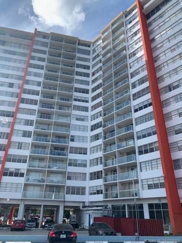 1351 NE Miami Gardens Dr 821E, Miami, FL 33179 (MLS #A10801640) :: Lucido Global
