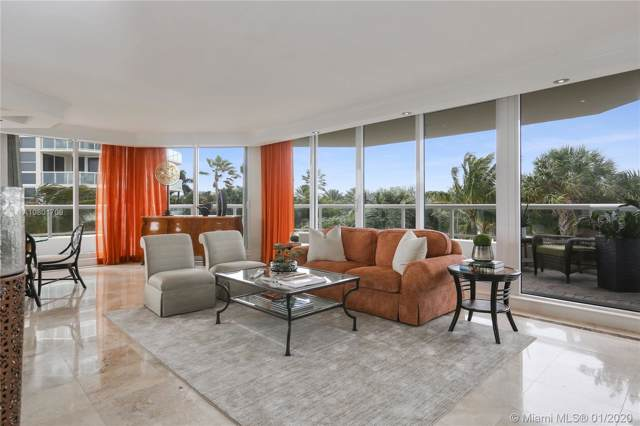 6051 N Ocean Dr #302, Hollywood, FL 33019 (MLS #A10801709) :: Castelli Real Estate Services
