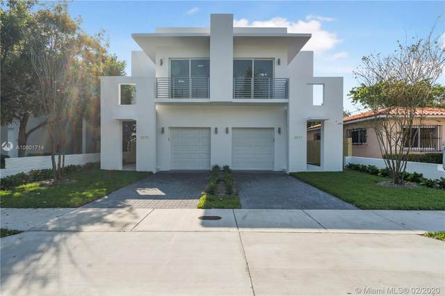 3575 SW 1 Ave, Miami, FL 33145 (MLS #A10801714) :: Berkshire Hathaway HomeServices EWM Realty