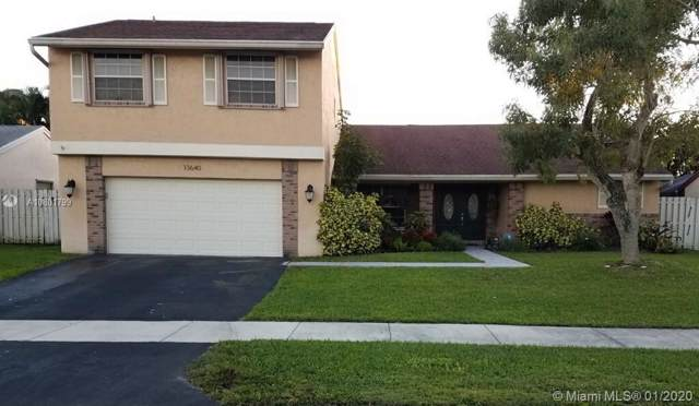 13640 Roanoke St, Davie, FL 33325 (#A10801799) :: Real Estate Authority