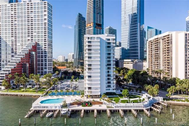 200 SE 15 RD 3J, Miami, FL 33129 (MLS #A10801827) :: The Riley Smith Group
