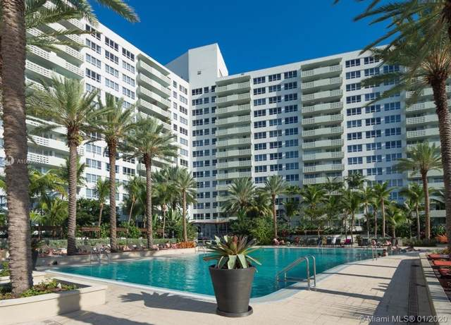 1500 Bay Rd 578S, Miami Beach, FL 33139 (MLS #A10801870) :: Laurie Finkelstein Reader Team