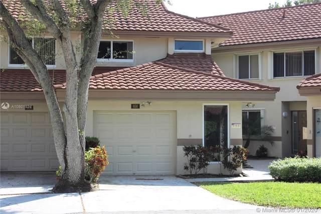 956 NW 92nd Ter 12B, Plantation, FL 33324 (MLS #A10801934) :: Green Realty Properties