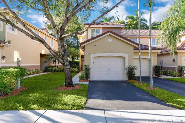 3858 San Simeon Cir, Weston, FL 33331 (MLS #A10801968) :: The Howland Group