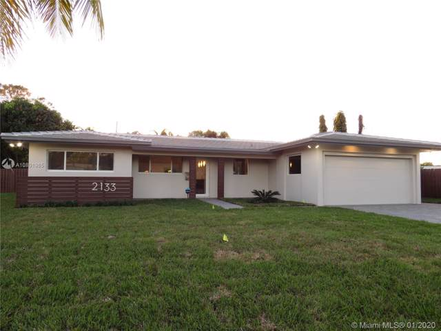 2133 NW 4th Ave, Wilton Manors, FL 33311 (MLS #A10801985) :: The Jack Coden Group
