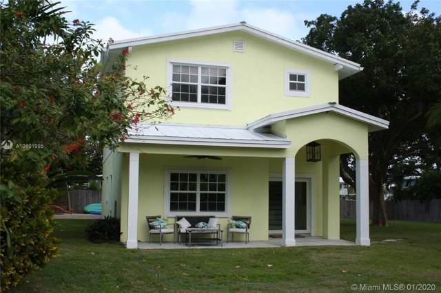 179 Pearl Avenue, Tavernier, FL 33070 (MLS #A10801995) :: The Teri Arbogast Team at Keller Williams Partners SW