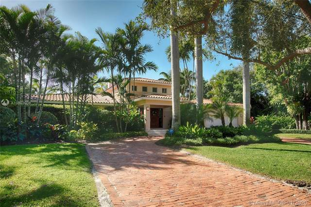 808 Jeronimo Dr, Coral Gables, FL 33146 (MLS #A10802008) :: The Riley Smith Group