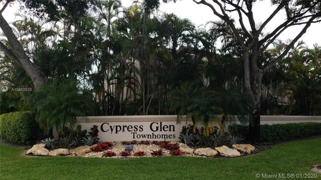 10803 Cypress Glen Dr #10803, Coral Springs, FL 33071 (MLS #A10802010) :: Green Realty Properties