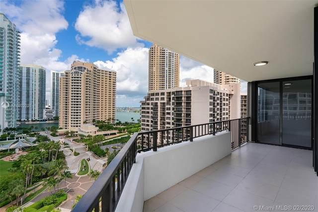 520 Brickell Key Dr A1521, Miami, FL 33131 (MLS #A10802026) :: Berkshire Hathaway HomeServices EWM Realty