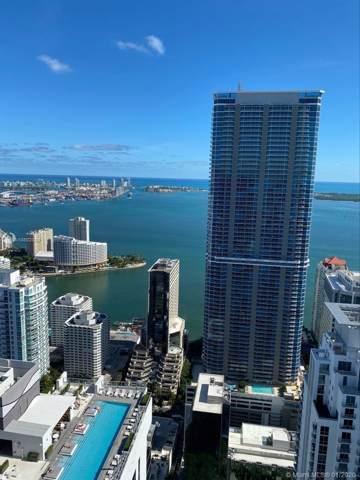 1000 Brickell Plaza #4803, Miami, FL 33131 (MLS #A10802030) :: Albert Garcia Team