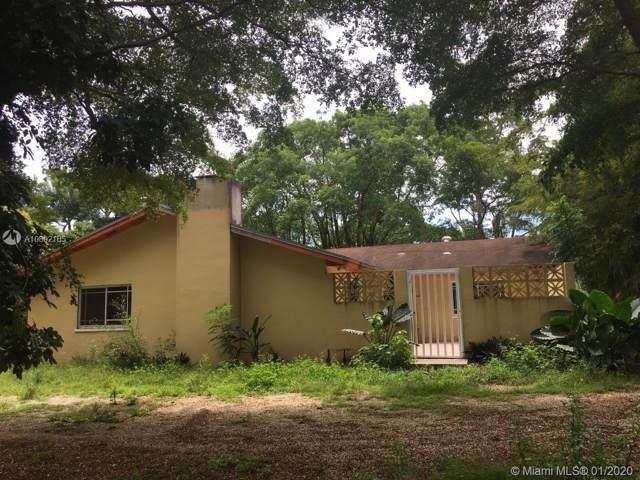19190 SW 248th St, Homestead, FL 33031 (MLS #A10802165) :: Green Realty Properties
