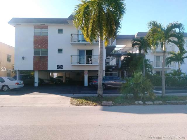 1840 Dewey St #205, Hollywood, FL 33020 (MLS #A10802174) :: Castelli Real Estate Services
